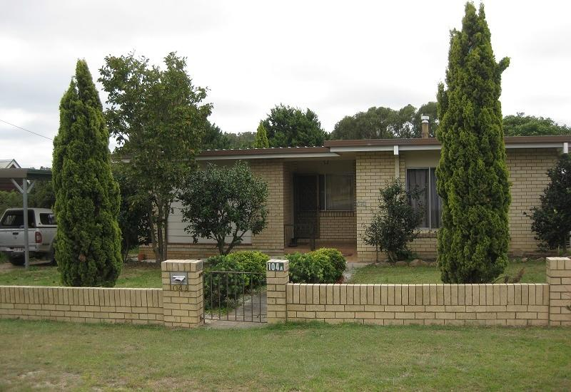 Low Set Brick in town now $248,000