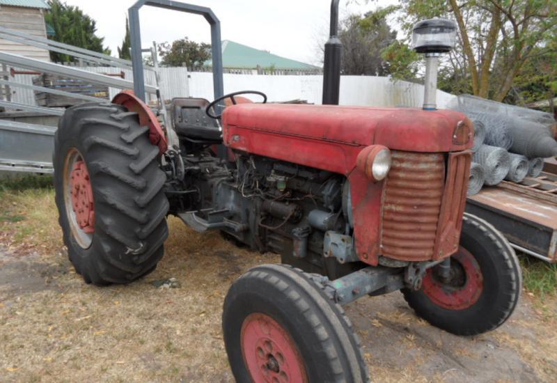 Farm Machinery Household Sundries Auction