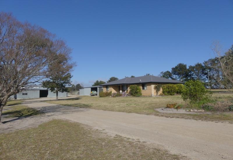 Lovely Granite Belt Rural Property