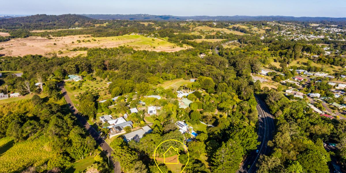 TWO TITLES – TOTAL LAND AREA 1841m2