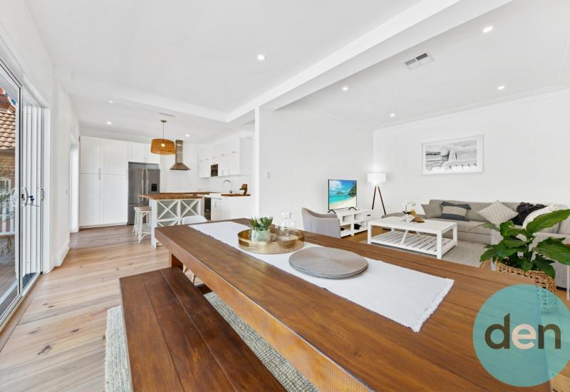 Fully Furnished Summer House – Newly Renovated Bondi Semi