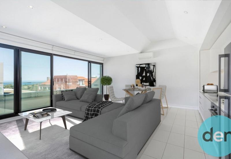 Two Bedroom Apartment Boasting Water Views
