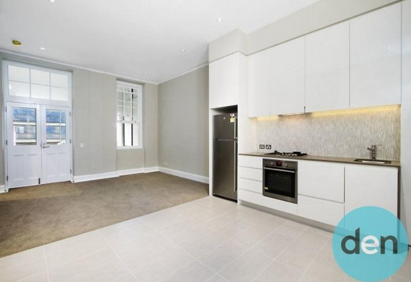 Spacious apartment in the iconic Prince Henry development