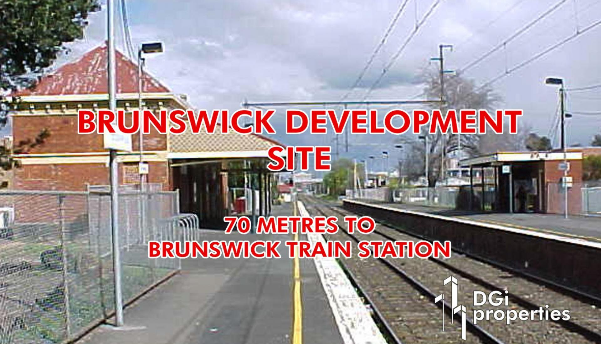 BRUNSWICK DEVELOPMENT SITE WITH PLANS AND PERMIT