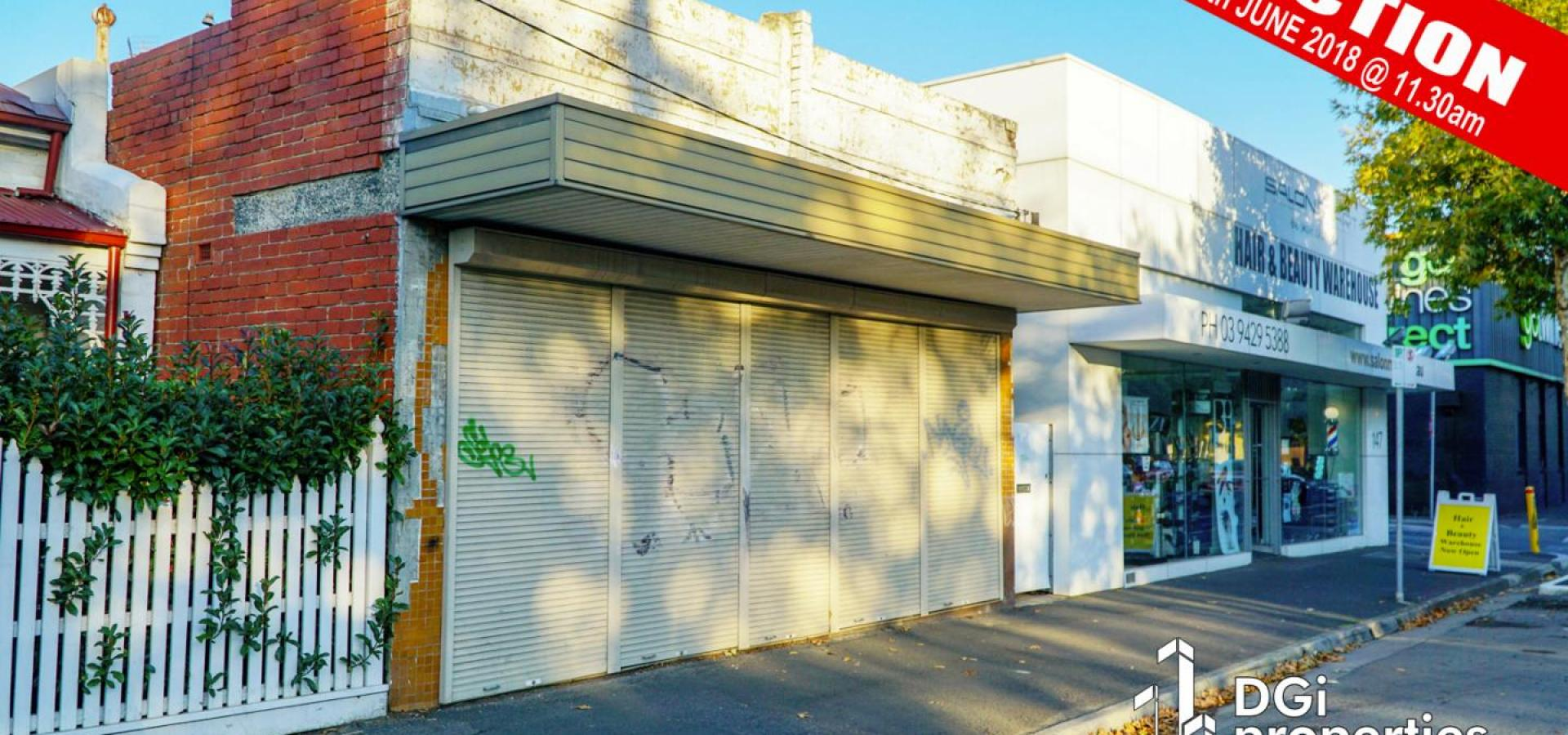 BLANK CANVAS IN THE HEART OF RICHMOND