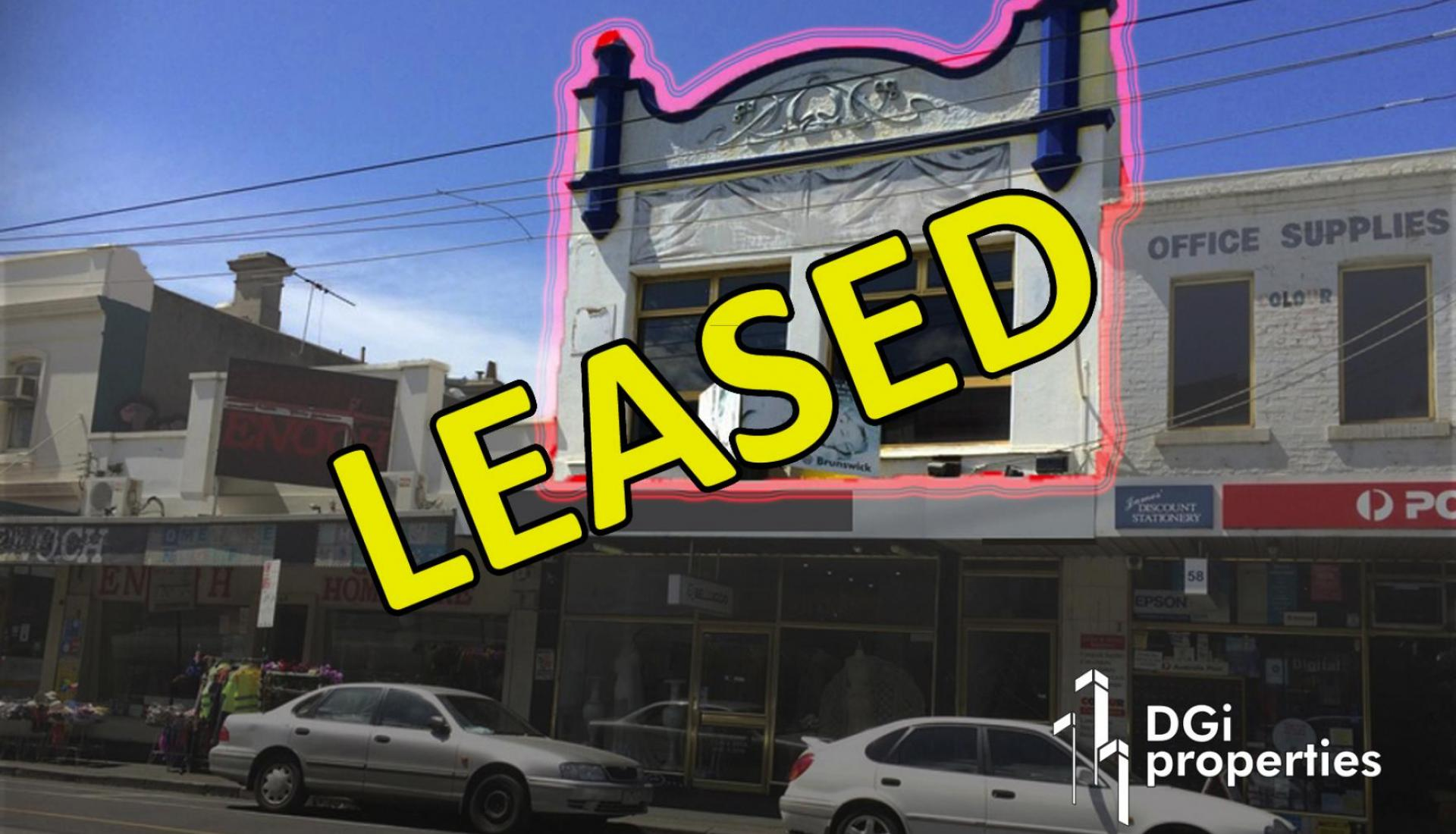 FIRST FLOOR SYDNEY ROAD COMMERCIAL SPACE IN THE CENTRE OF BRUNSWICK RETAIL PRECINCT
