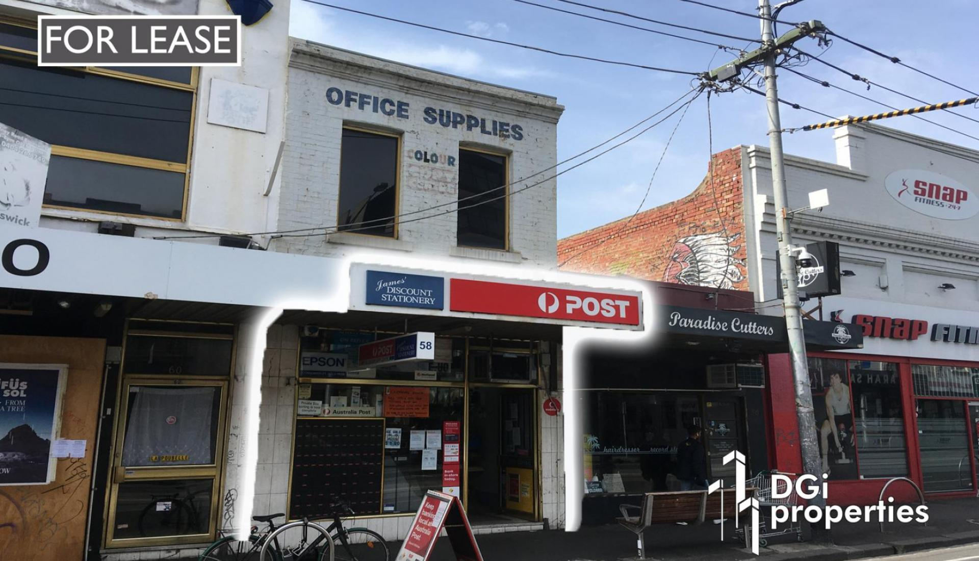 *2 MONTHS RENT FREE* SYDNEY ROAD OPPORTUNITY