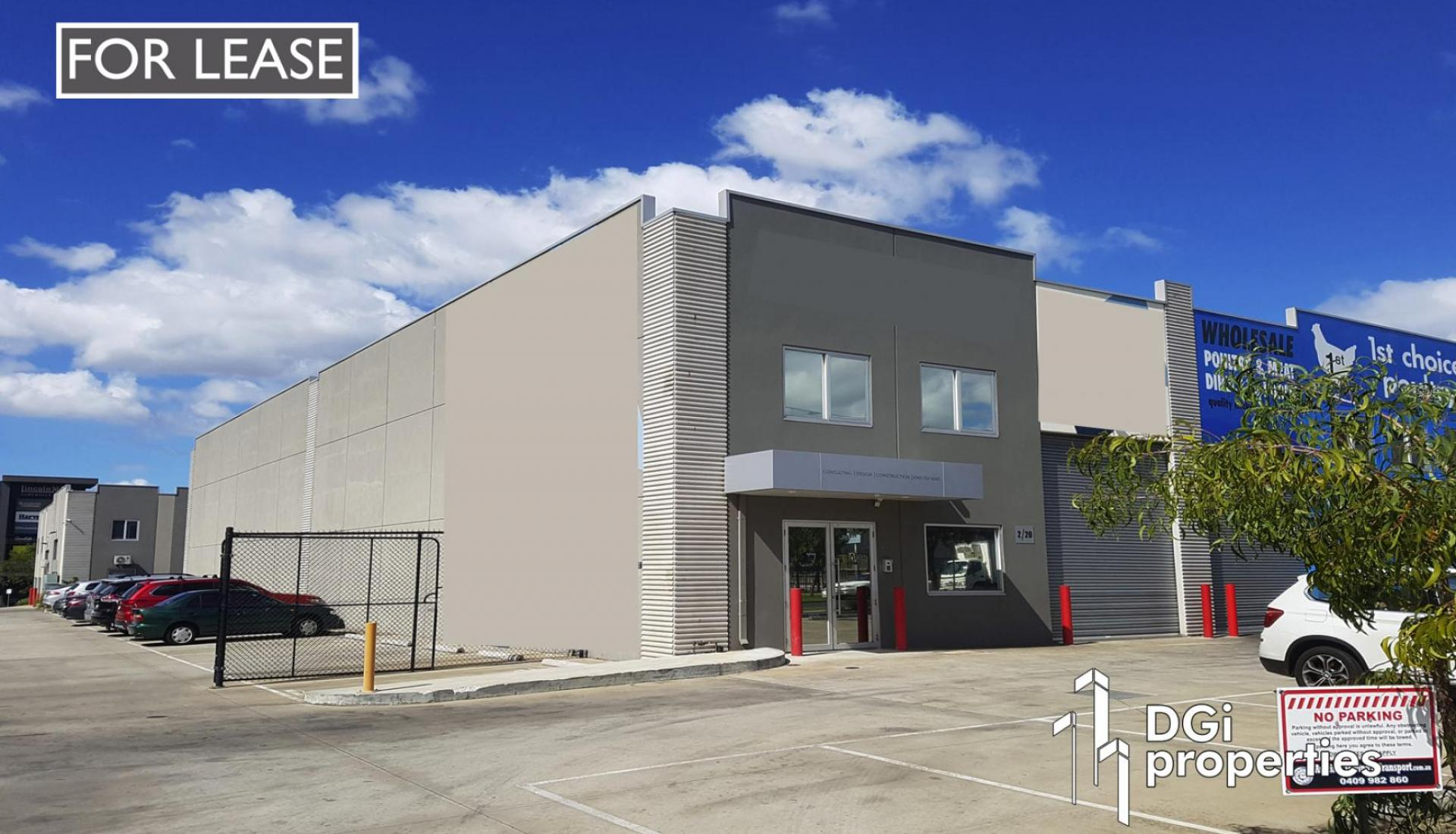 EXECUTIVE APPOINTED OFFICE/SHOWROOM/WAREHOUSE
