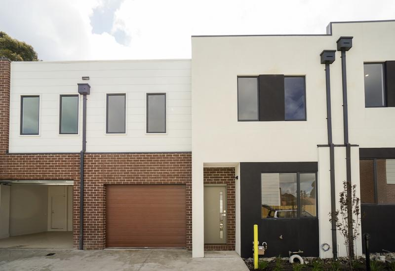 Brand New Crafted Townhome