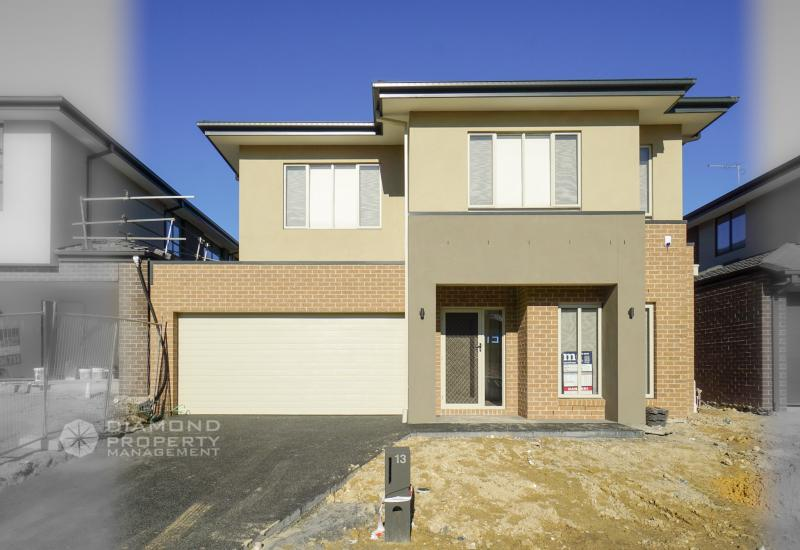 BRAND NEW LOW MAINTENANCE FAMILY HOUSE - THE LOCATION