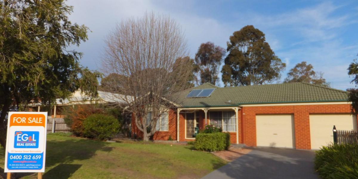 BEAUTIFUL BRICK HOME IN WEST BAIRNSDALE