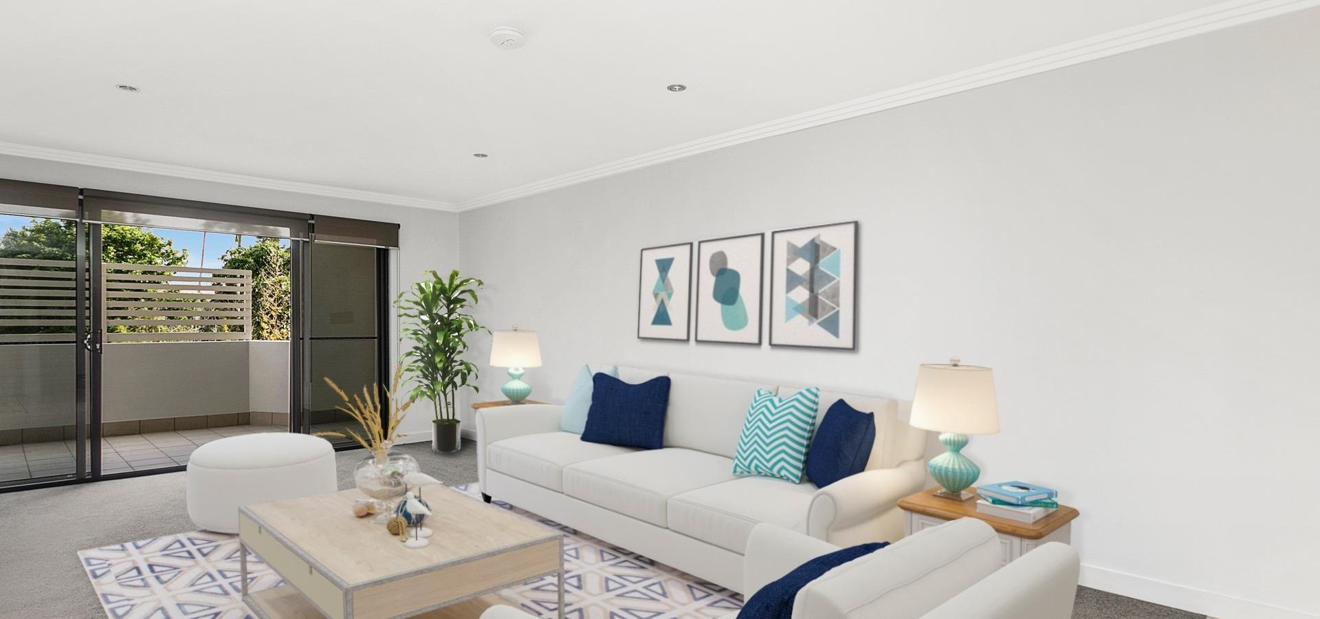 Spacious apartment - Walk to all your favourite Cafes and Cinemas