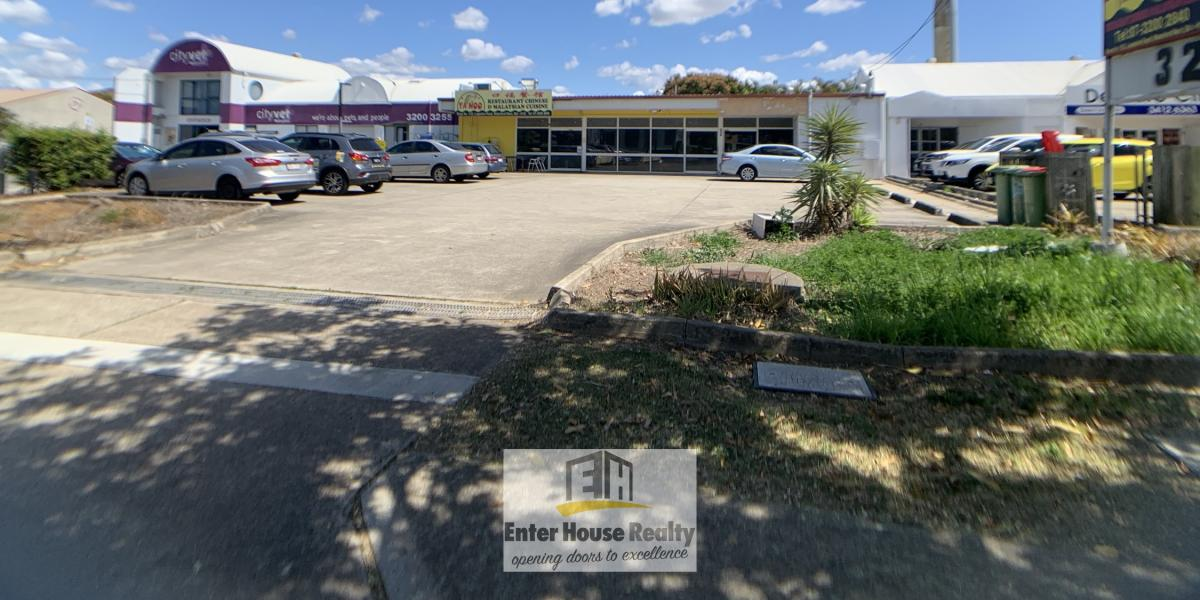 UNIQUE OPPORTUNITY TO INVESTORS - 3 RETAIL SHOPS/OFFICE SPACE - FREEHOLD - MAIN ROAD EXPOSURE WITH PARKING