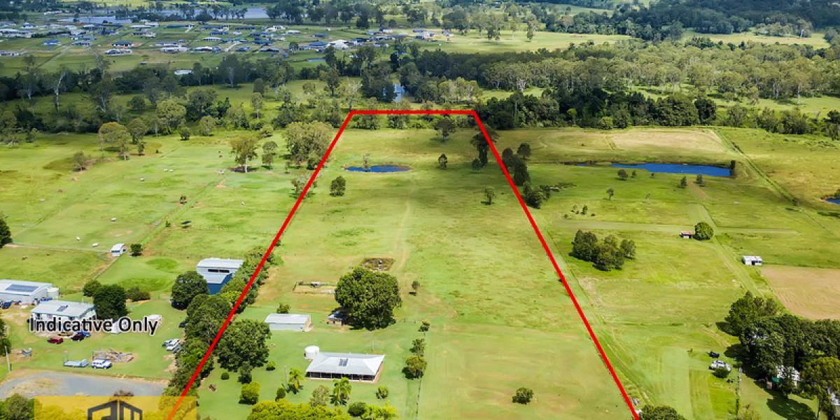 OVER 12 FLAT USABLE ACRES – GREAT FOR HORSES – DUAL LIVING POTENTIAL