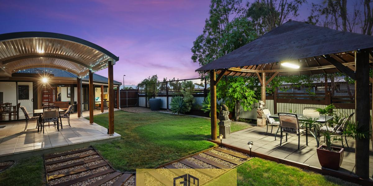 PRACTICALITY, SPACE AND BEAUTY WITH TRANQUIL PARKLAND OUTLOOK