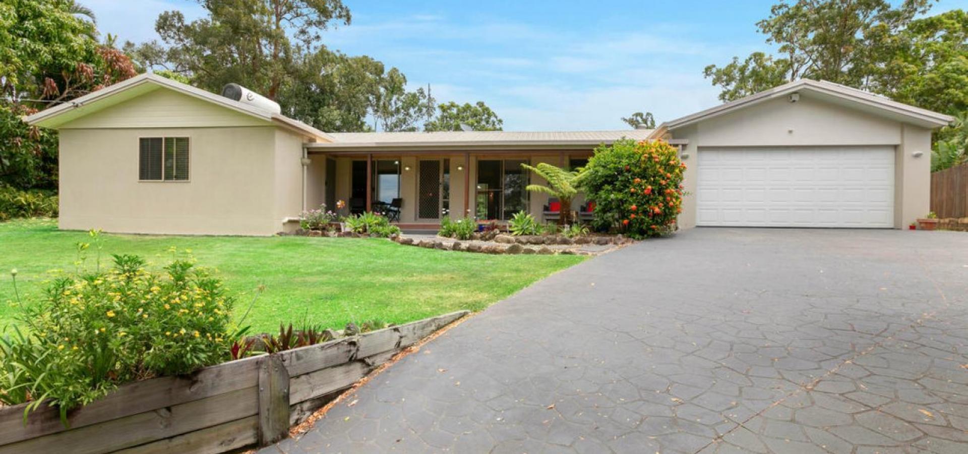 Sunshine Coast Hinterland Home