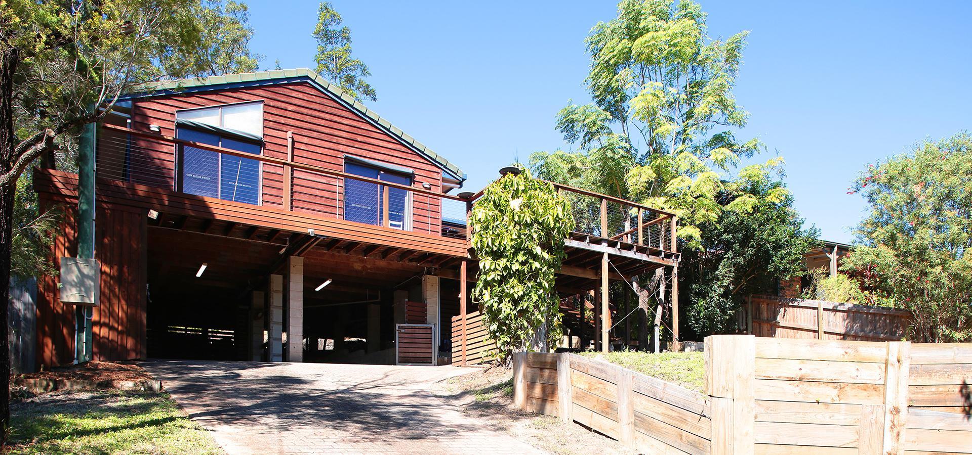 Sweet Timber Home