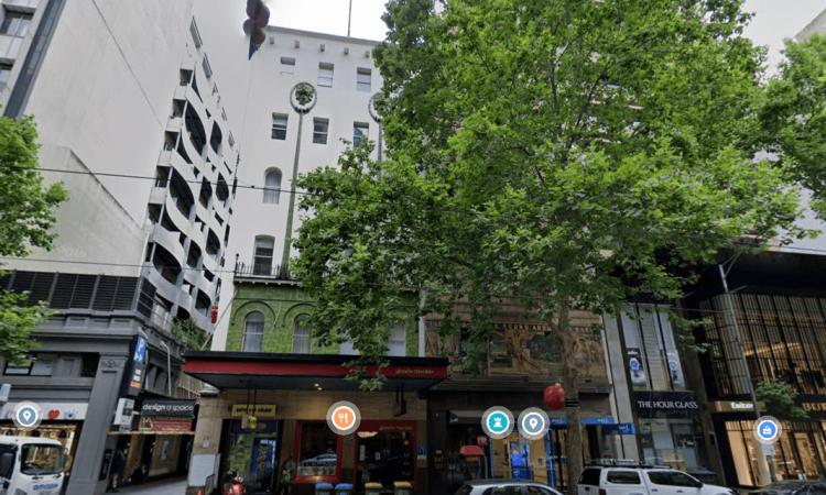 On The Collins. Apartment & right in the heart of Melbourne. No furniture!