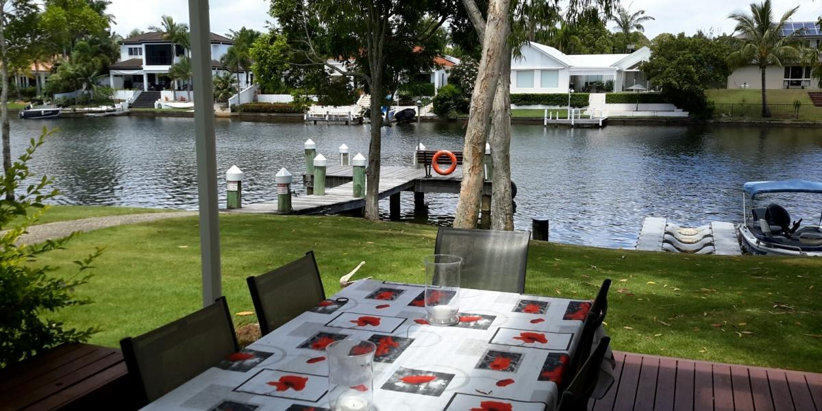WATER FRONT LIVING AT ITS BEST