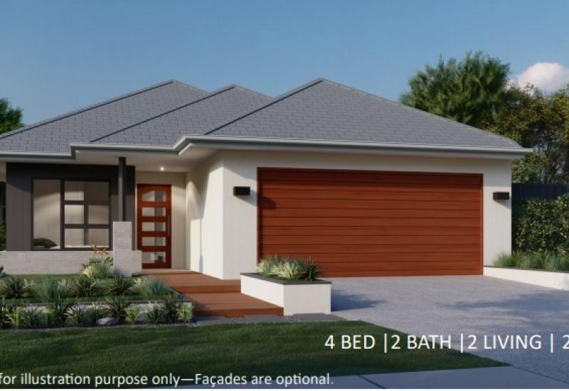 HOME & LAND PACKAGE 5 BEDROOM HOUSE