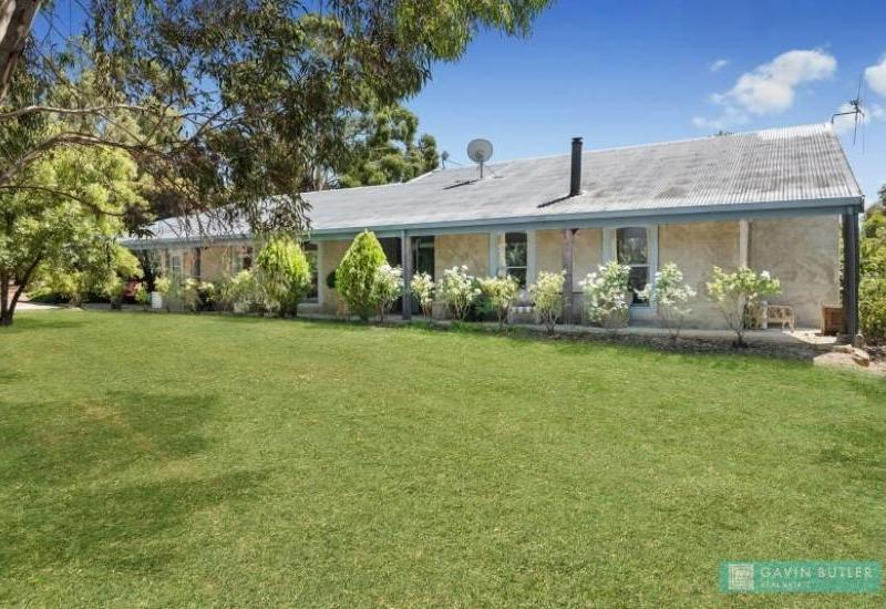 Delightful and charming homestead on 6 acres - extremely unique and beautiful