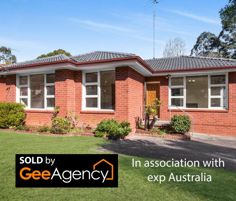 SOLD by the Gee Agency Team. More buyers waiting.