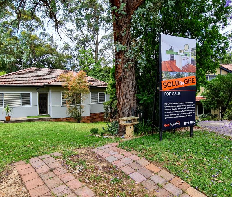 SOLD by Andrew Gee and the Gee Agency Team. Ph: 9874 7755.