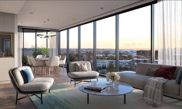 The new convenient lifestyle with hotel amenities at Oakleigh