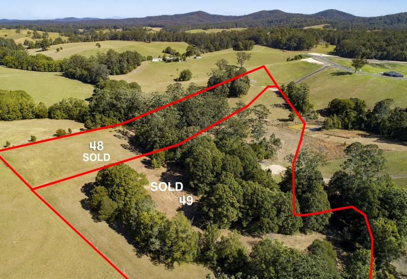 LOT 48 & 49 - UPPER WARRELL ESTATE