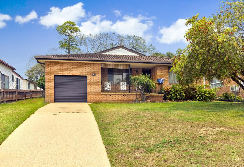 BRICK HOME IN THE HEART OF MACKSVILLE