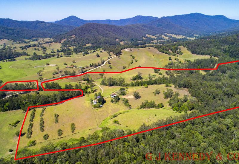 LARGE ACREAGE FARM WITH MULTIPLE TITLES