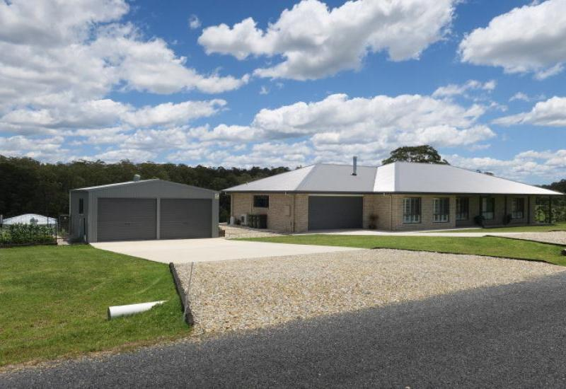 BRAND NEW HOME IN SOUGHT AFTER ESTATE