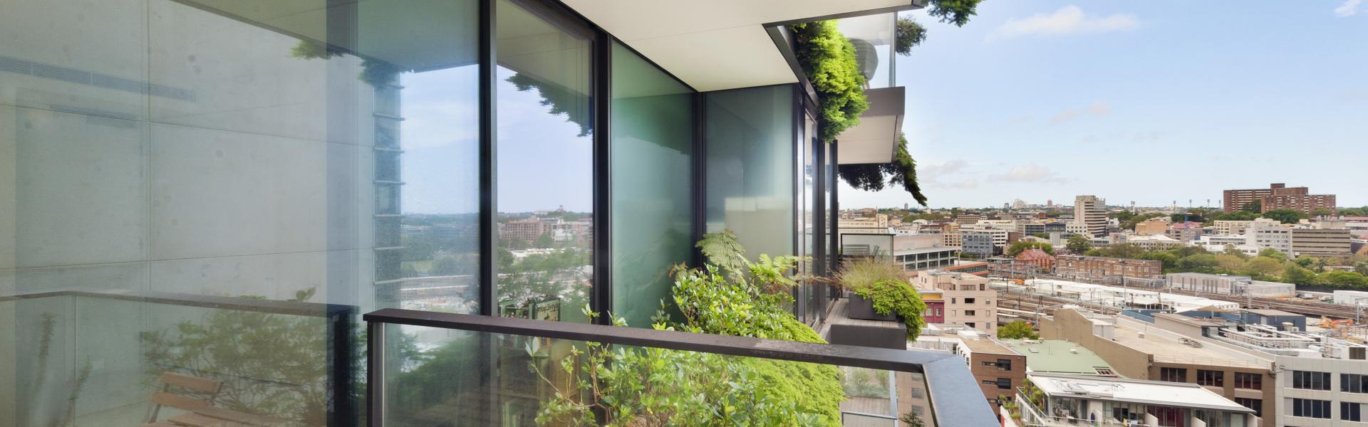 2 Bed Dual Key, Vertical Gardens, Award Winning Building