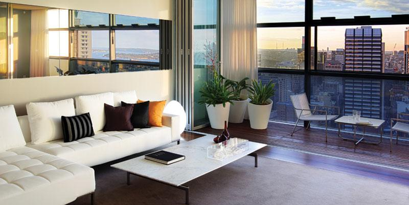 Clean living in Lumiere Sydney CBD