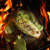 Grilled Lettuce Esquina