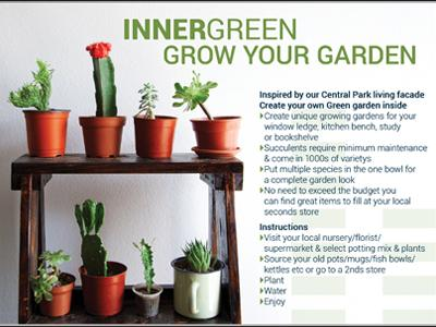 Inner Green Grow your internal garden