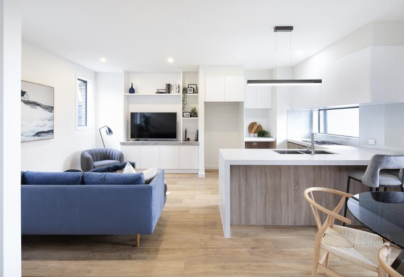 Exceptionally appointed brand new townhouse