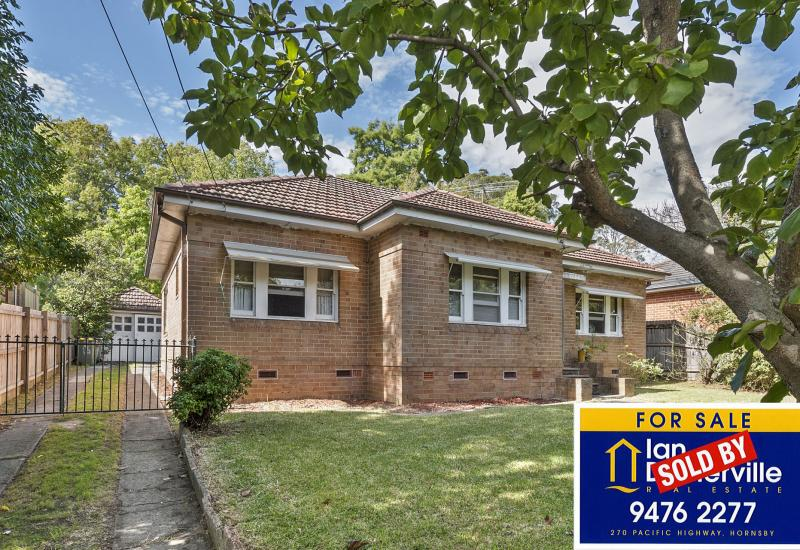 Full Brick Home in Premier Location