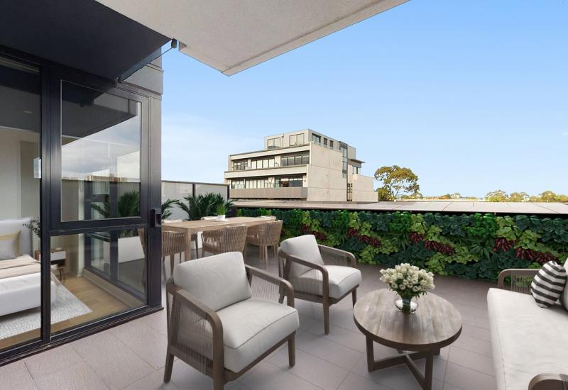 Magnificent Entertainer's Terrace - Podium Level