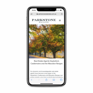 Contact PARKSTONE Real Estate