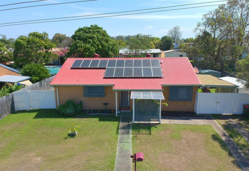 Brick, Solar, Side Access!!