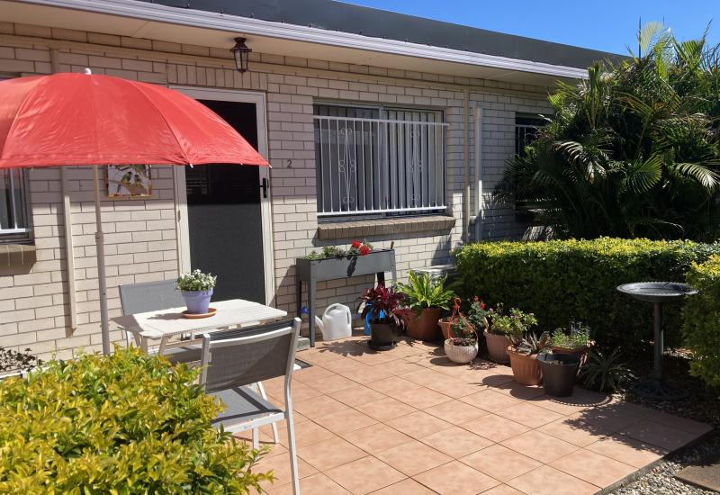 GROUND FLOOR UNIT - EAST OF OXLEY