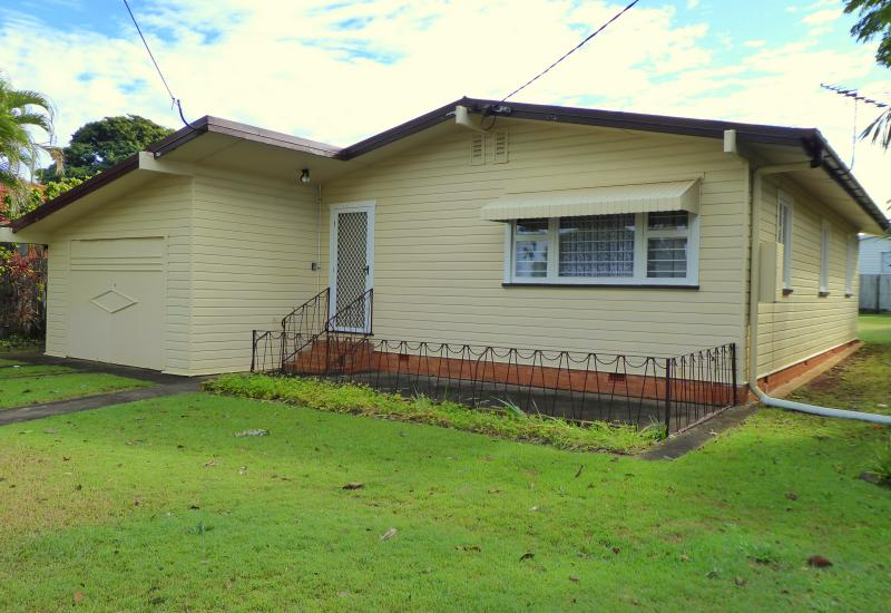 SOLID TIMBER HOME IN GREAT LOCATION