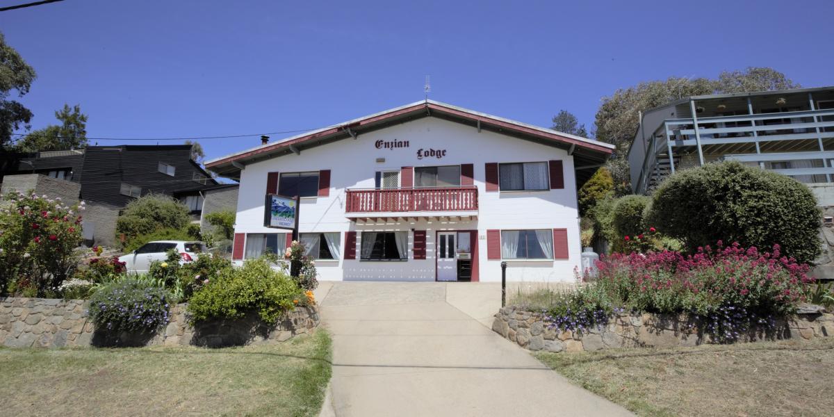Enzian Lodge