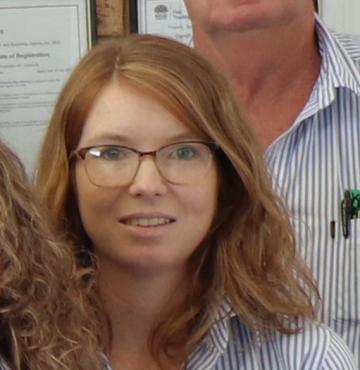 Kimberley Halliday