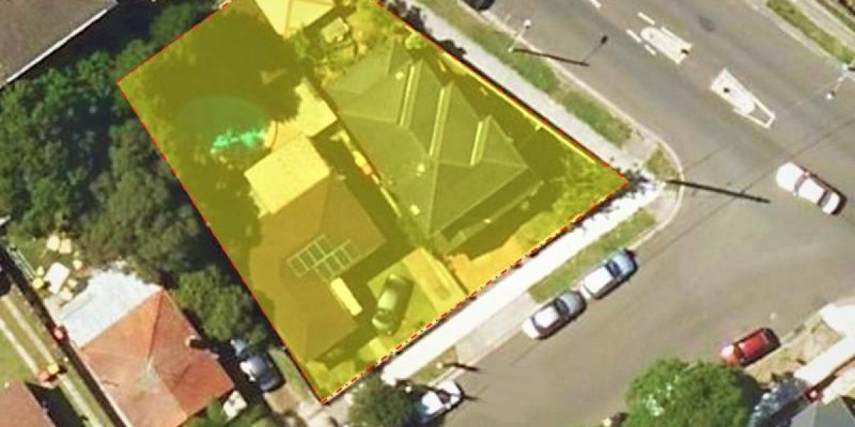 Residential Development Site Zoned R4