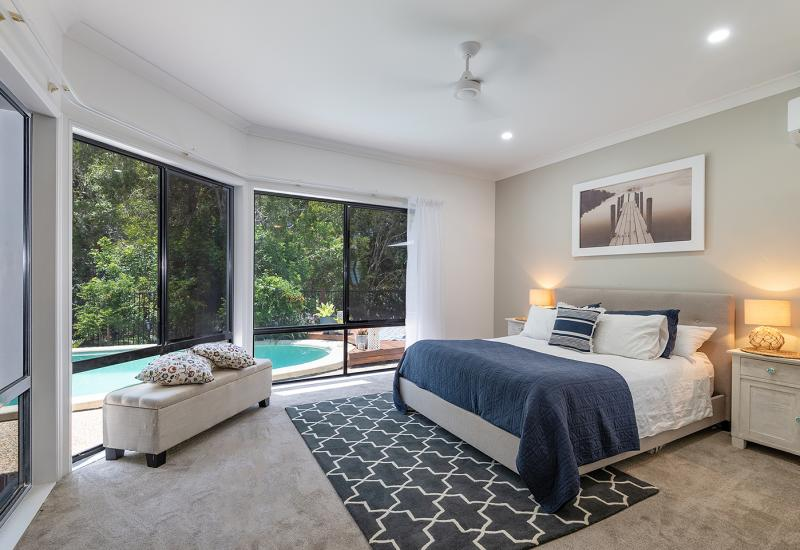 Stylish Retreat in Private Setting