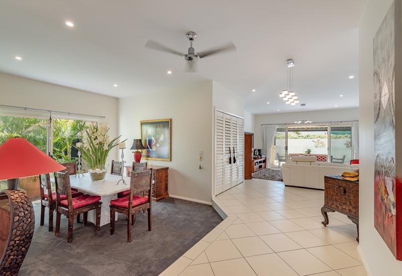 Luxury home designed for easy living