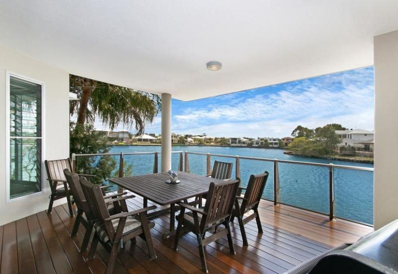 Beautifully positioned Over Water Apartment