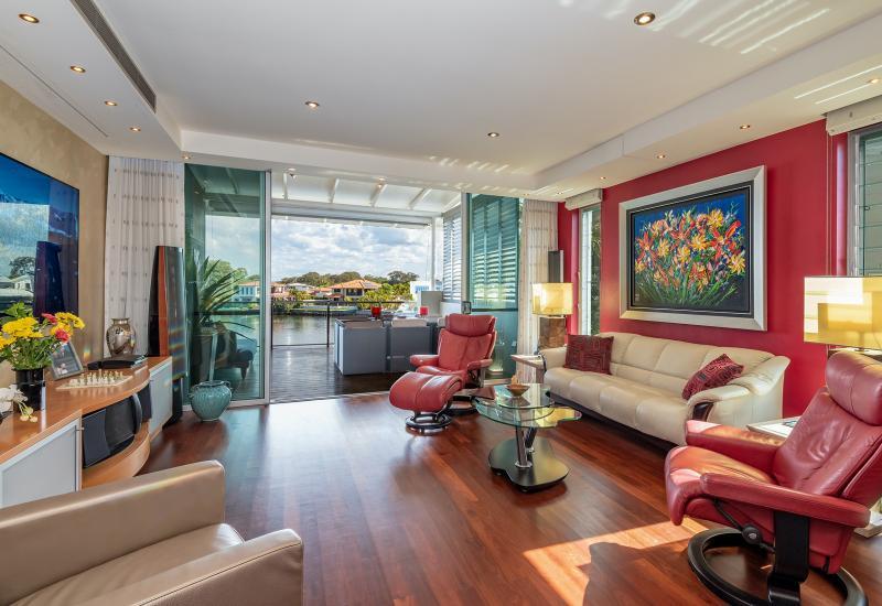 Opulent Apartment Living